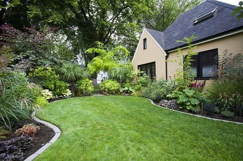 Idées d'aménagement paysager de maison